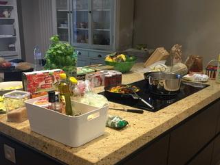 cuisine a domicile